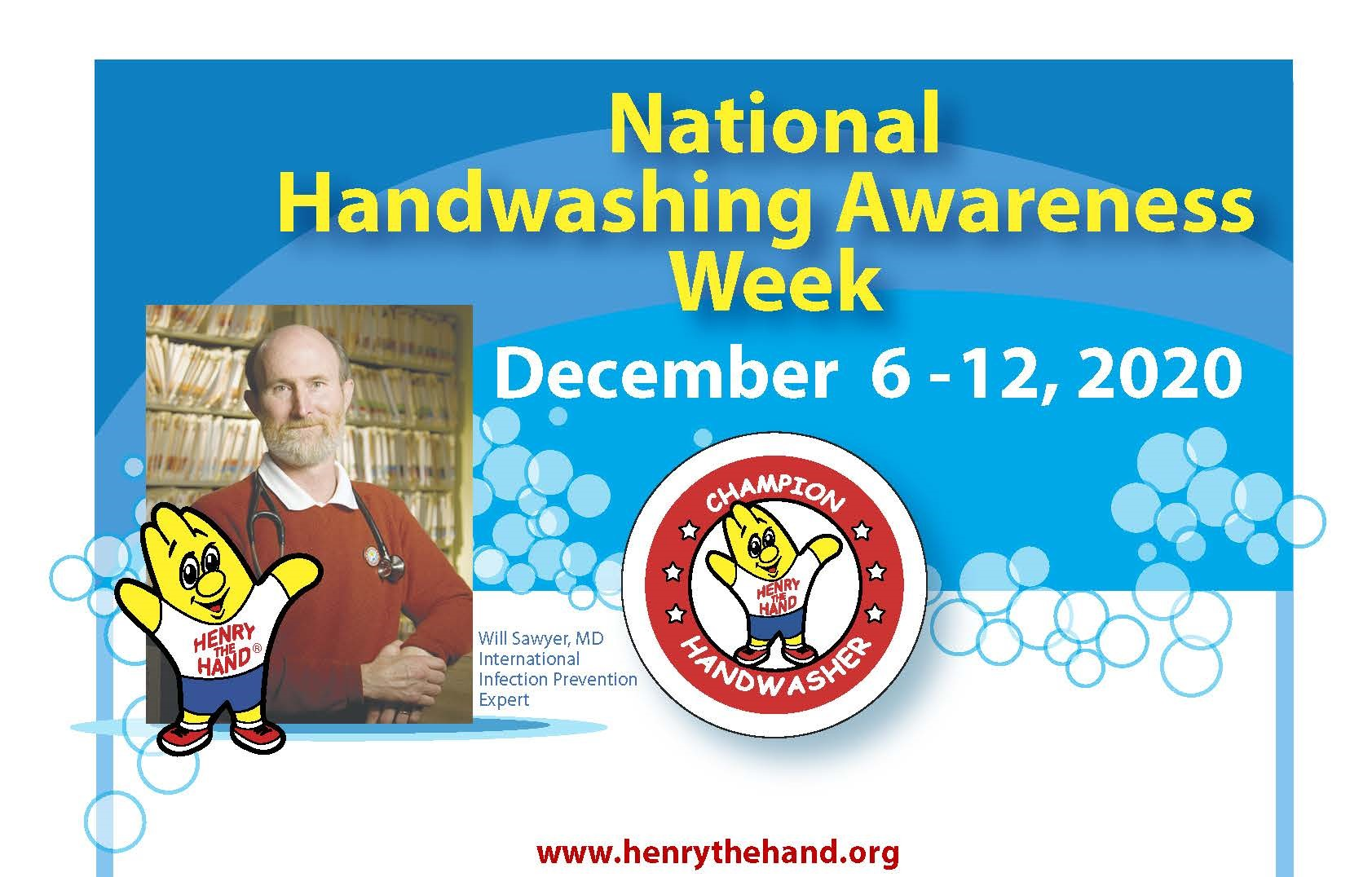 National Handwashing Awareness Week Pic for page